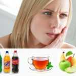 Стоматологи та хіміки назвали напої, що руйнують зуби