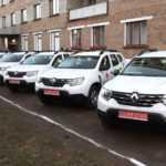 Современные автомобили переданы врачам Конотопского района