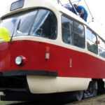 Два нових трамваї для Конотопа